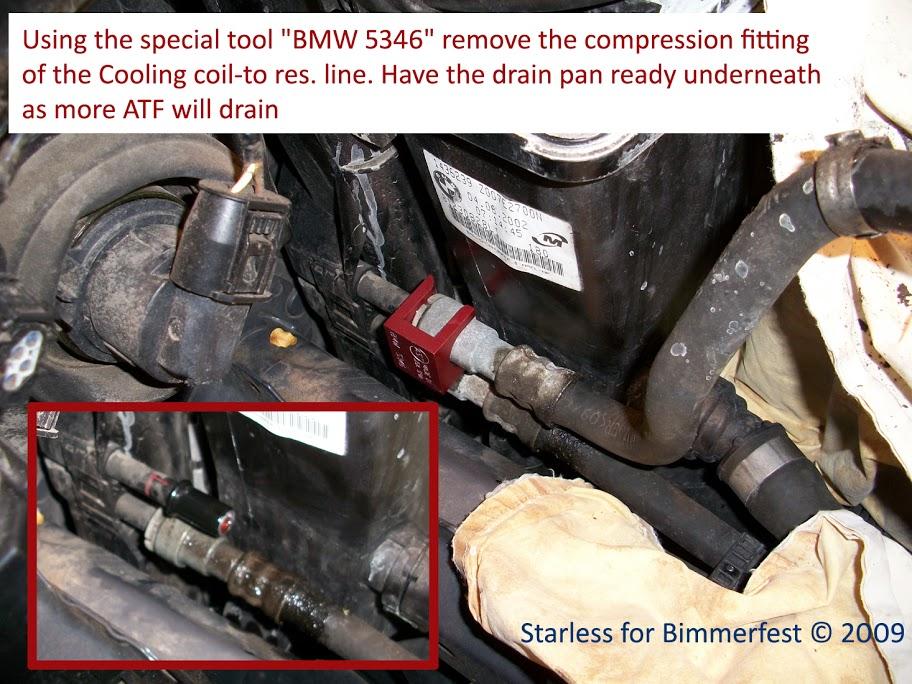 Replaced Two Reservoir Power Steering Hoses - Hope Leak is