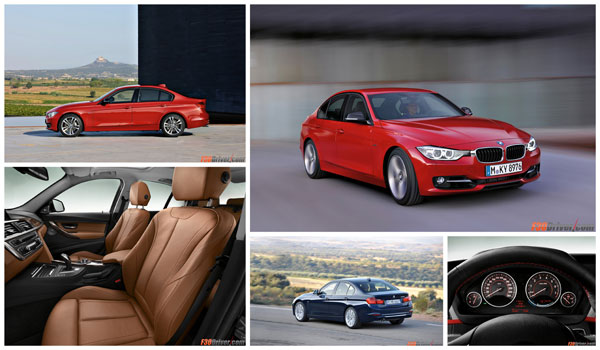 2012 F30 3 Series Sedan World Premier - Details, specifications and pictures