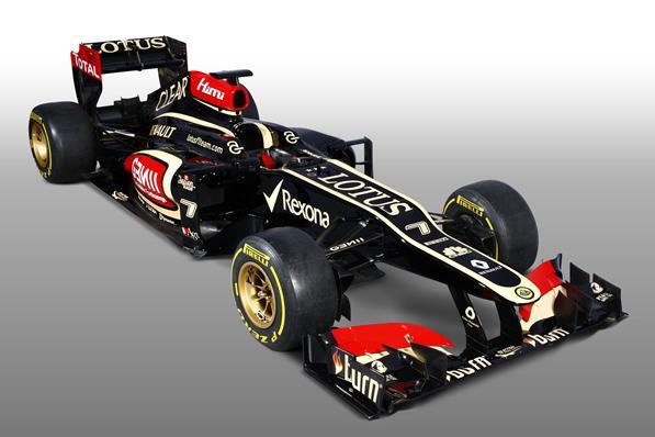 2013 Lotus F1 E21