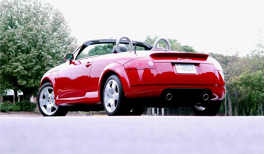 Fourtitude Com 2001 Audi Tt Quattro Roadster