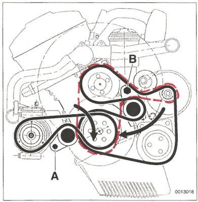 belt diagram   bmw e46 fanatics forum  e46 fanatics