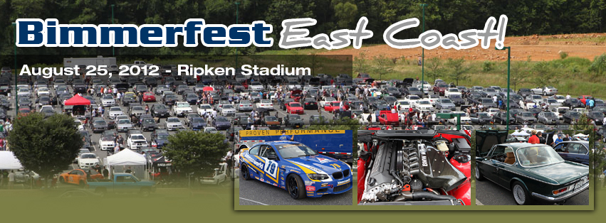 Bimmerfest East 2012 sponsored by Tuner Motorsport