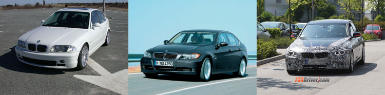 E46Fanatics, E90Fanatics, F30Driver under the same roof