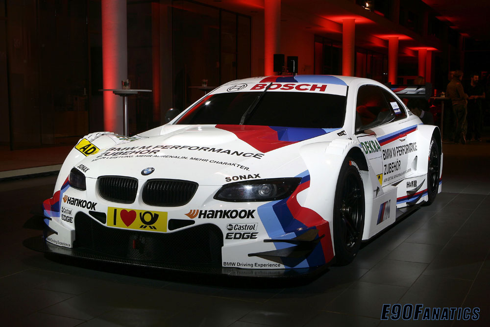 2012 BMW DTM E92 M3 Race Car