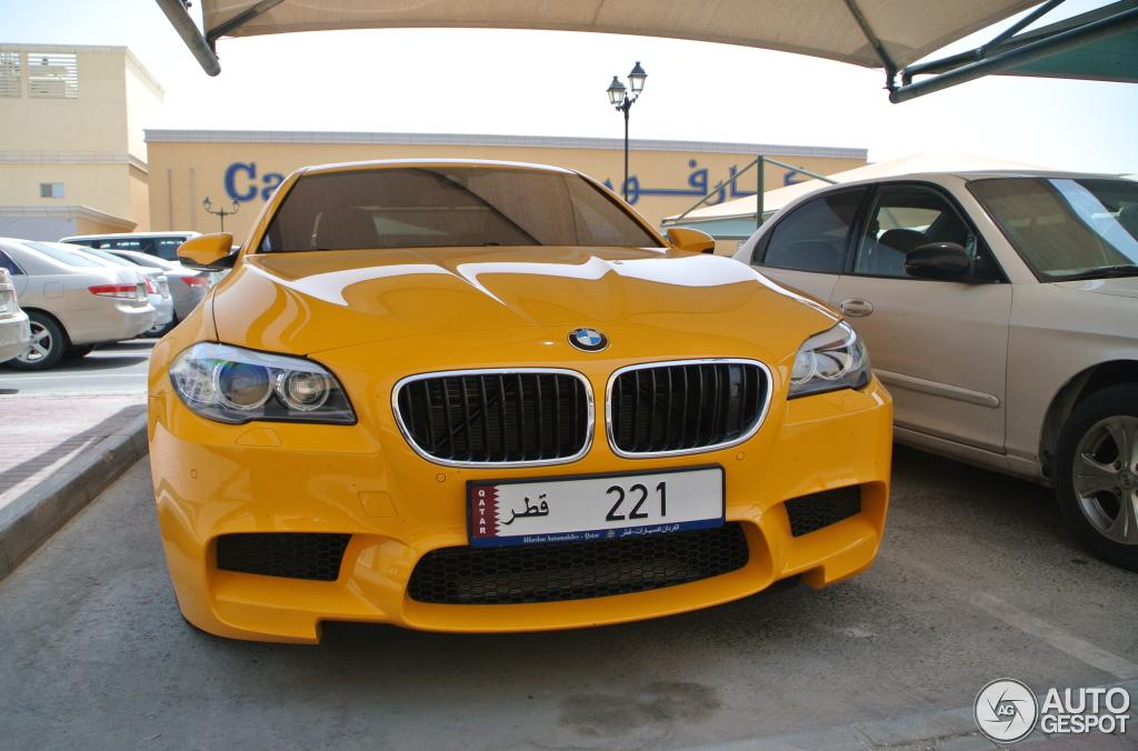 BMW F10 M5 individual