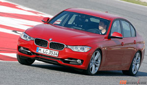 BMW 3 Series wins Sport Sedan Challenge
