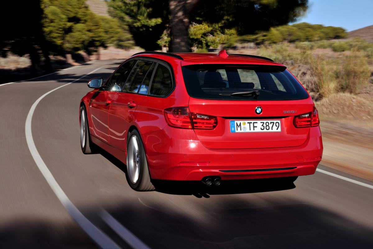 BMW f31 3 series sport wagon hits dealerships spring 2013