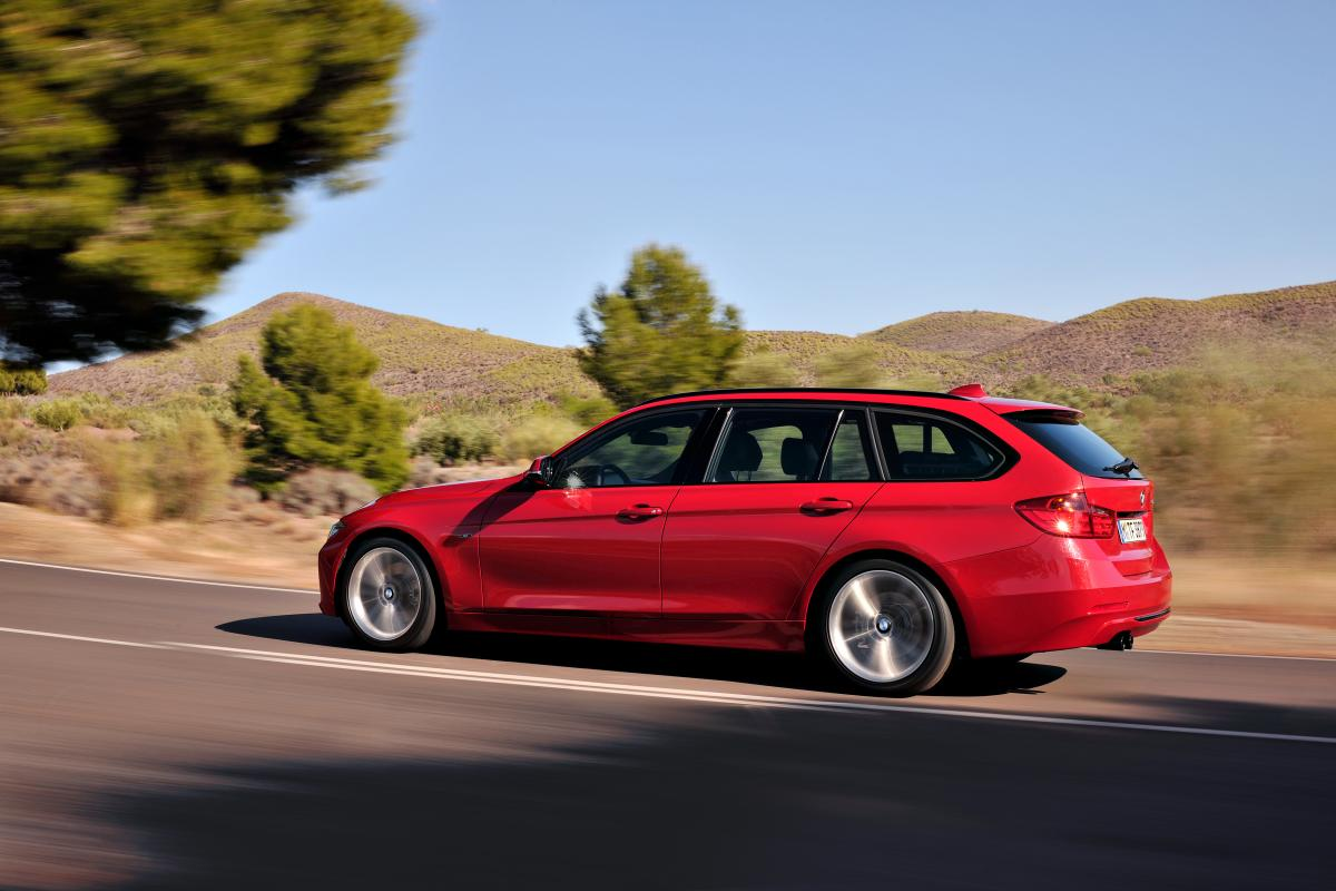 F31 BMW 3 Series Wagon Official Details