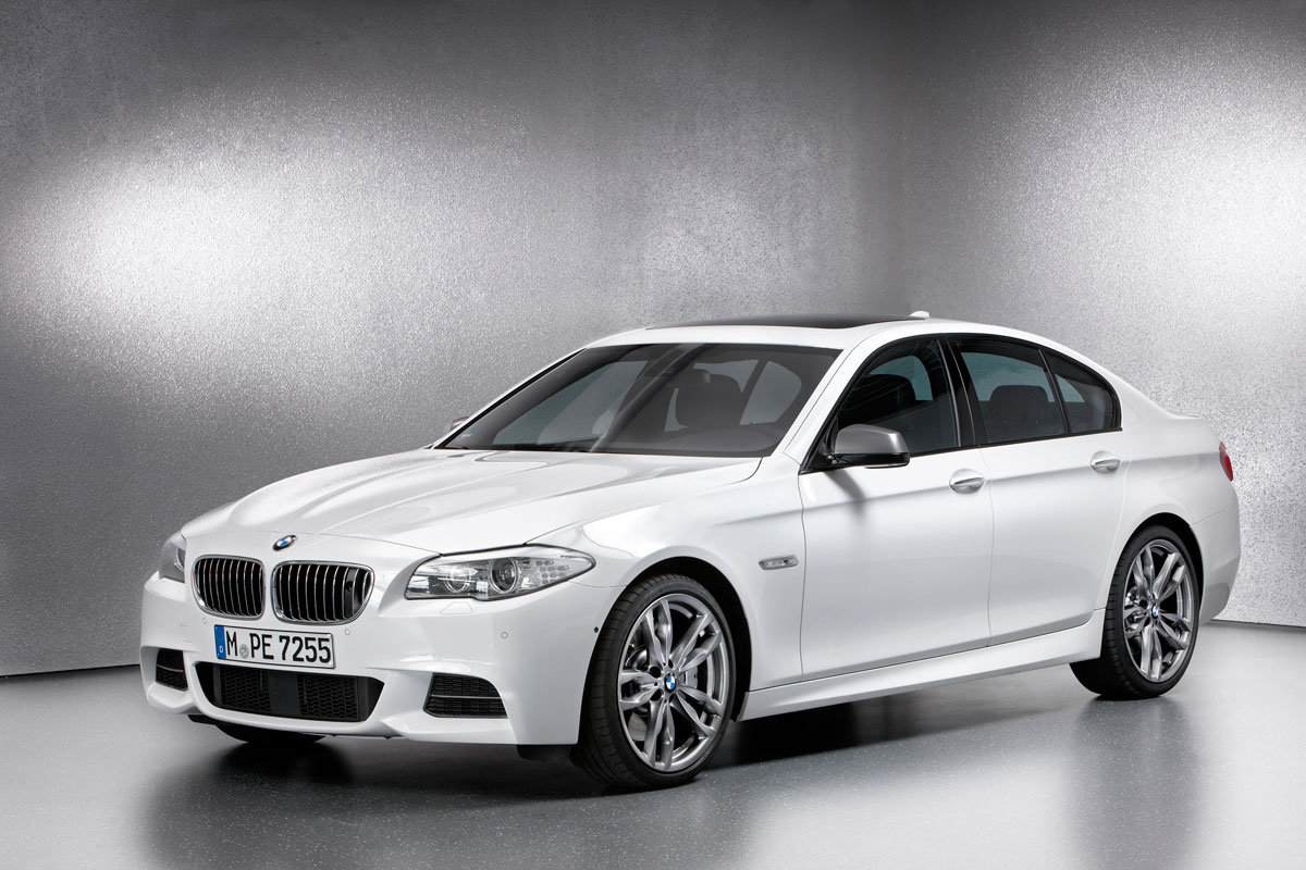 First BMW M Performance Autos Released - M550d xDrive, X5 M50d & X6 M50d