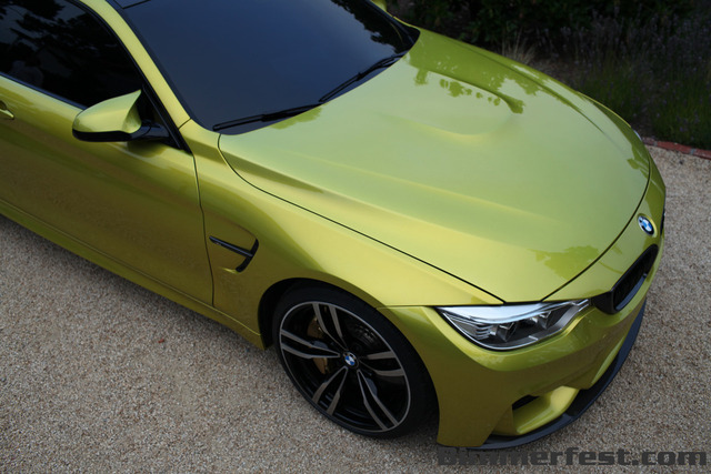 BMW M4 Concept Shown off at Pebble Beach
