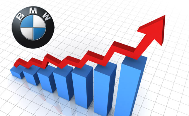 Record first quarter for BMW in 2012