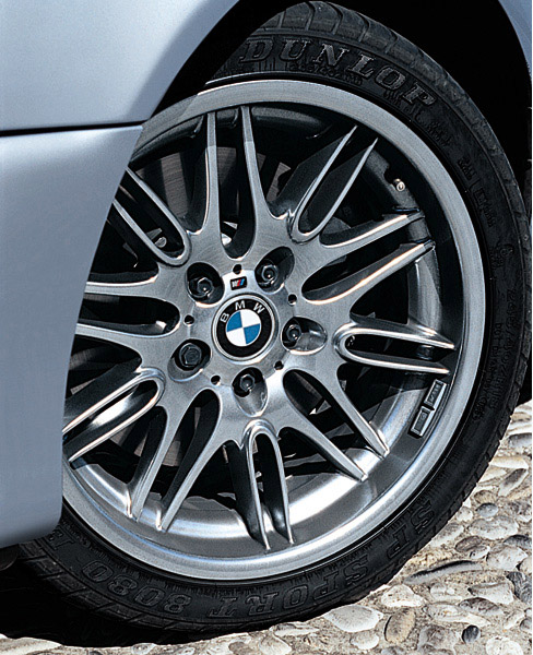 Re Paint M5 Style 65 Wheels A Different Color Oe Silver