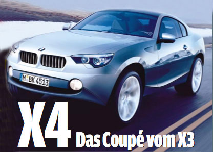 BMW X4 F26 production confirmed by BMW CEO