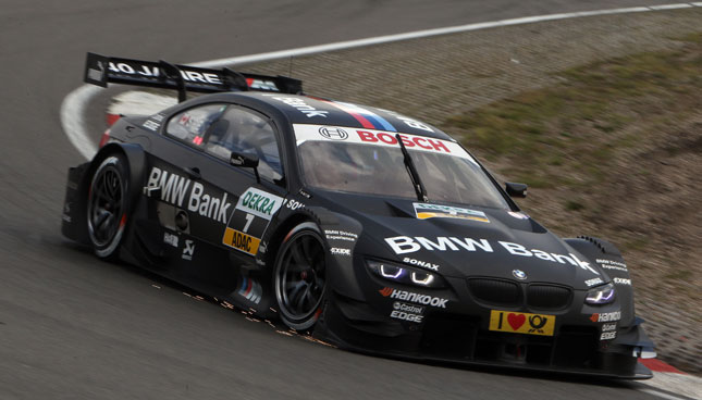 BMW's return to DTM Racing