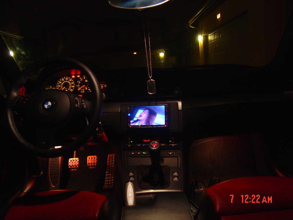 Any Double Din Video Pics For E46 330i Thanks Bmw 328i Setups