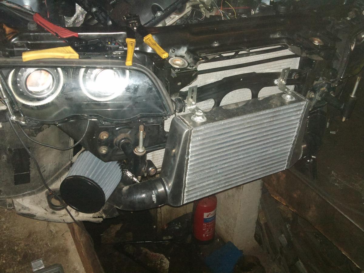 Pir4t - BMW M54B30 Bygge Attachment