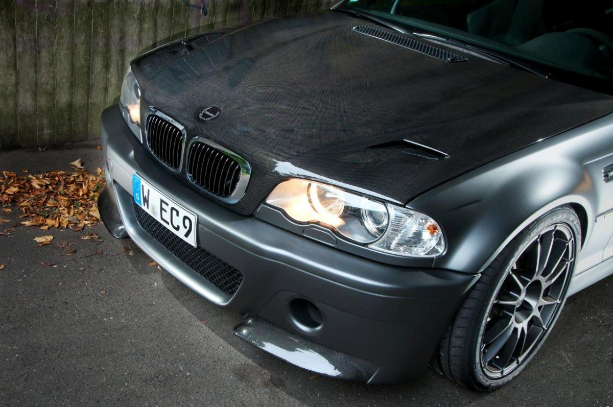 E46 M3 CSL front bumper