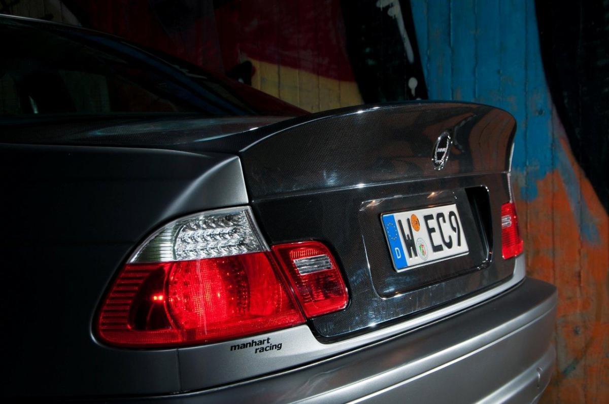 E46 CSL trunk