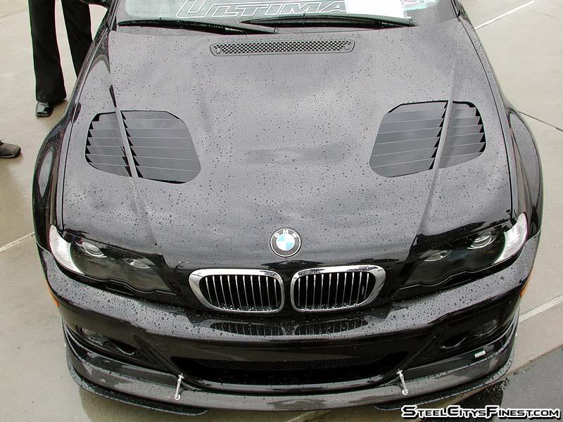 Part Number for this E46 Hood