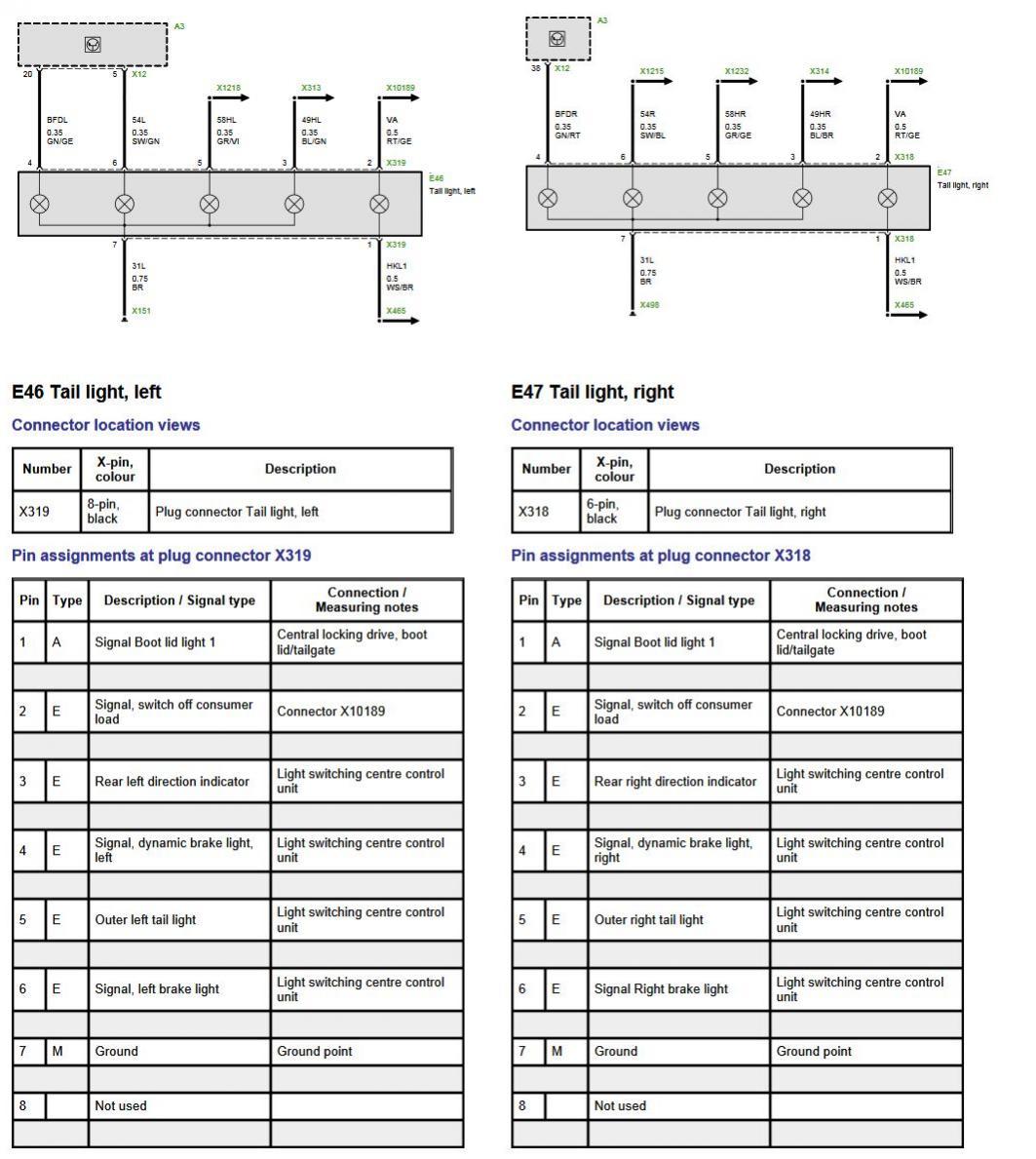 E30 map light mirror loom panjo - Attachmentp Attachmentid 416472 D 1315771368 Bmw E61 Fuse Diagram