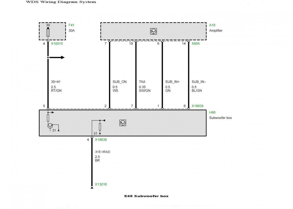 E46 Hk Wiring Diagram : E hk wiring diagram gallery sample and