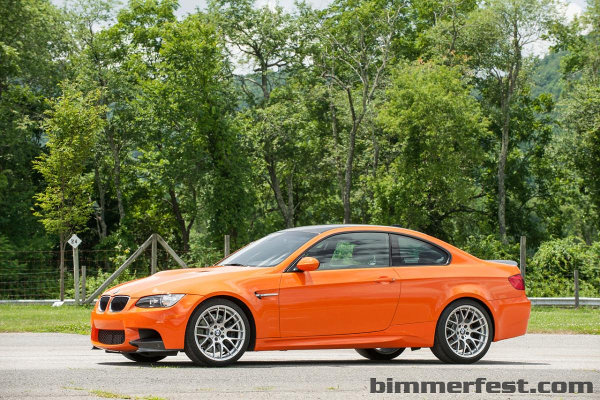BMW M3 Lime Rock Park Limited Edition