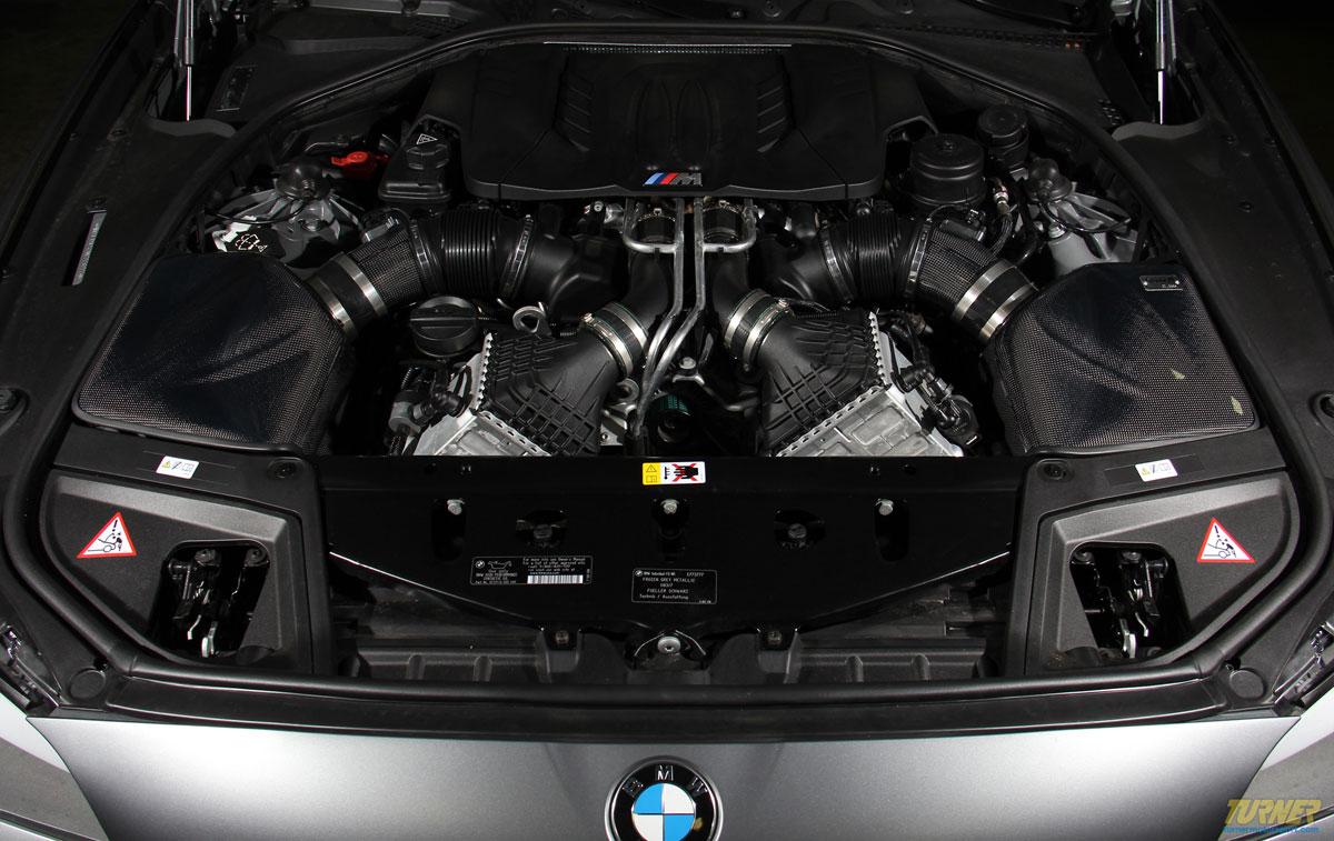 BMW F10 M5 Gruppe M intake