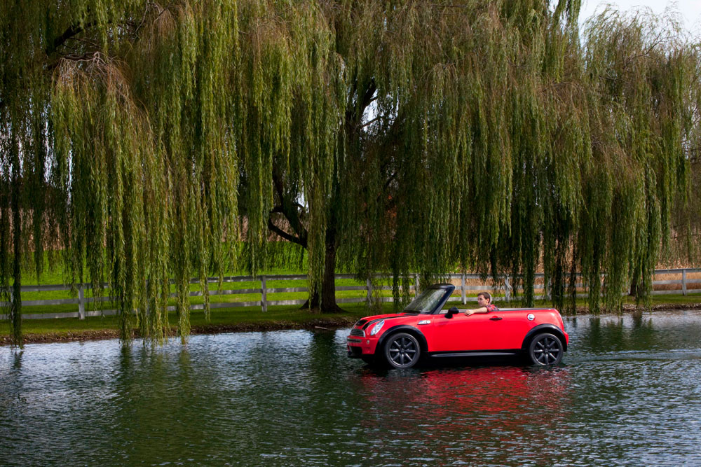 MINI Convertible BOAT