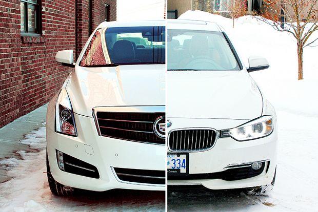 2013 BMW 328i vs 2013 Cadillac ATS 2.0T