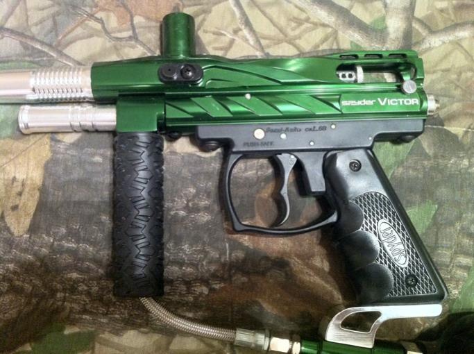 2 Kingman Spyder Paintball Guns Bmw E46 Fanatics Forum