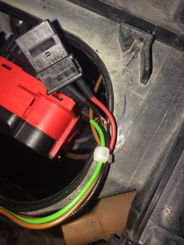Headlight wire harness | BMW E46 Fanatics ForumE46 Fanatics