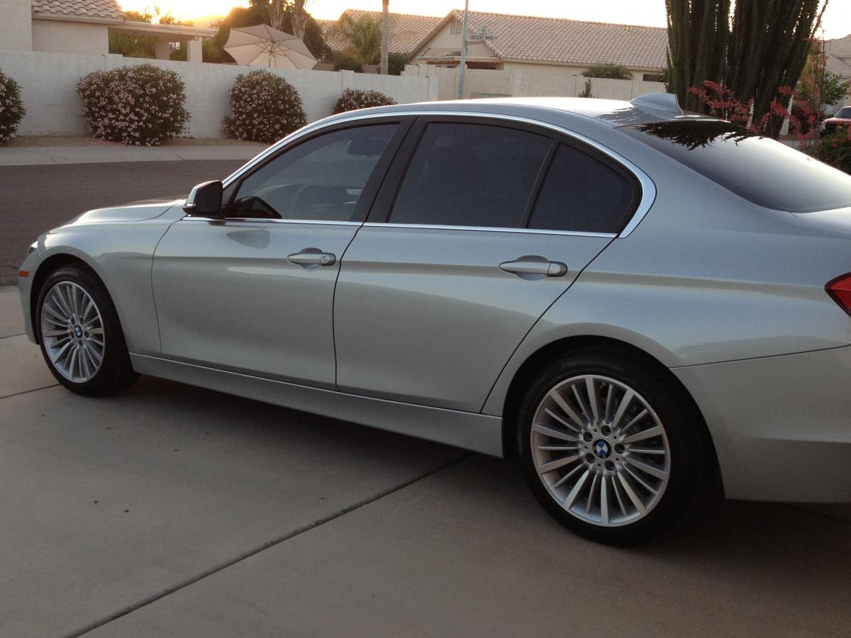 Glacier Silver BMW