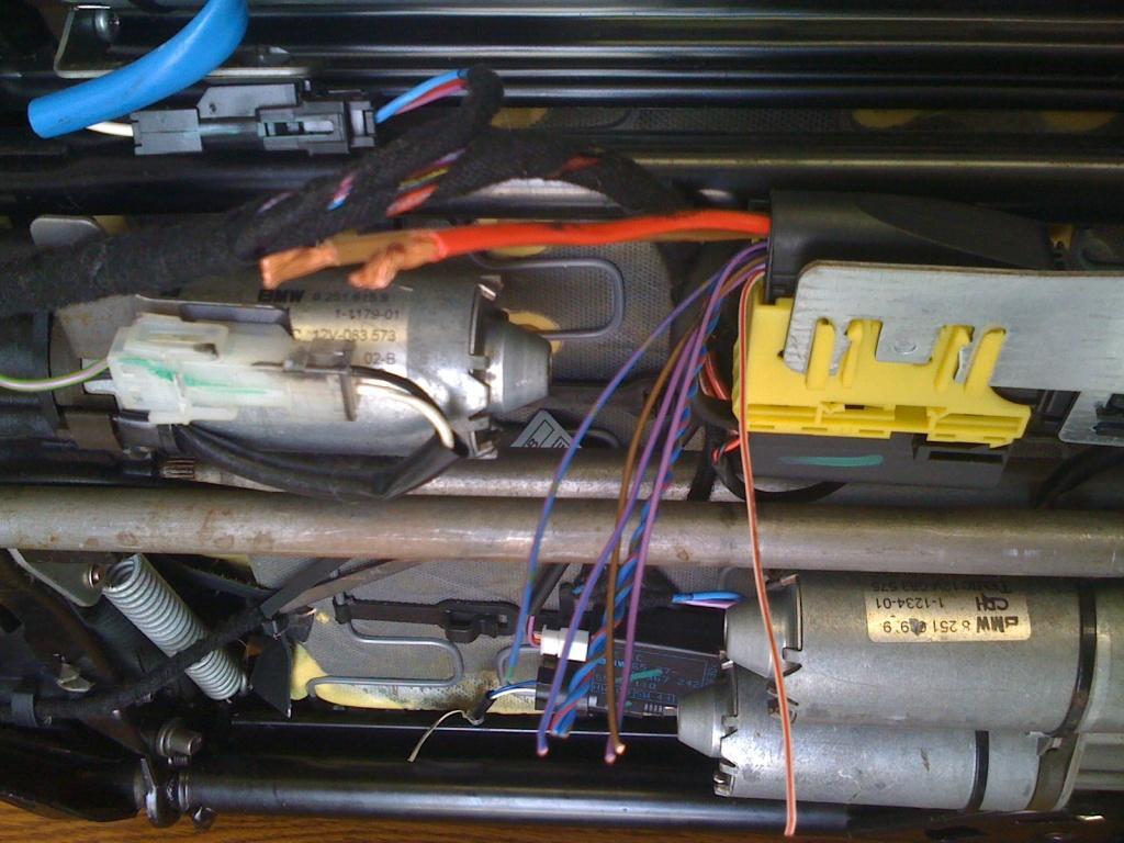 Power Seats Wiring Diagram Bmw E46 Fanatics Forum