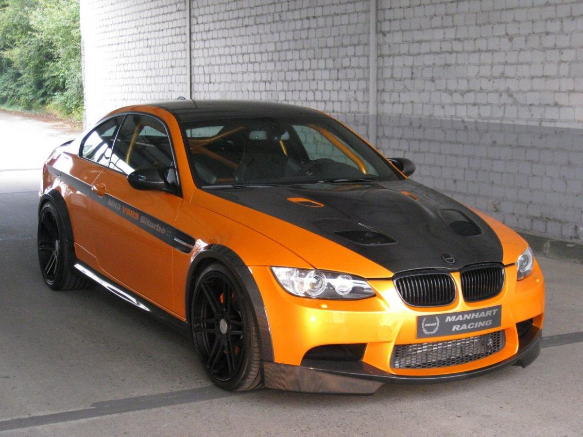 Manhart MH3 V8 RS Biturbo Clubsport