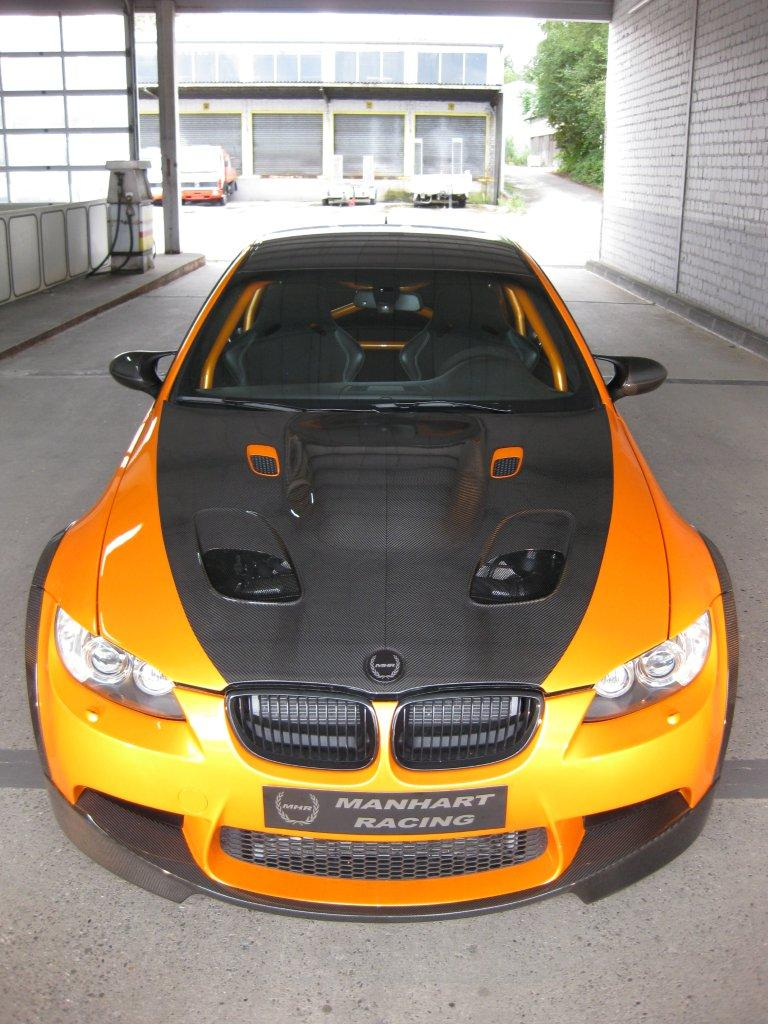 E92 M3 with twin turbo V8