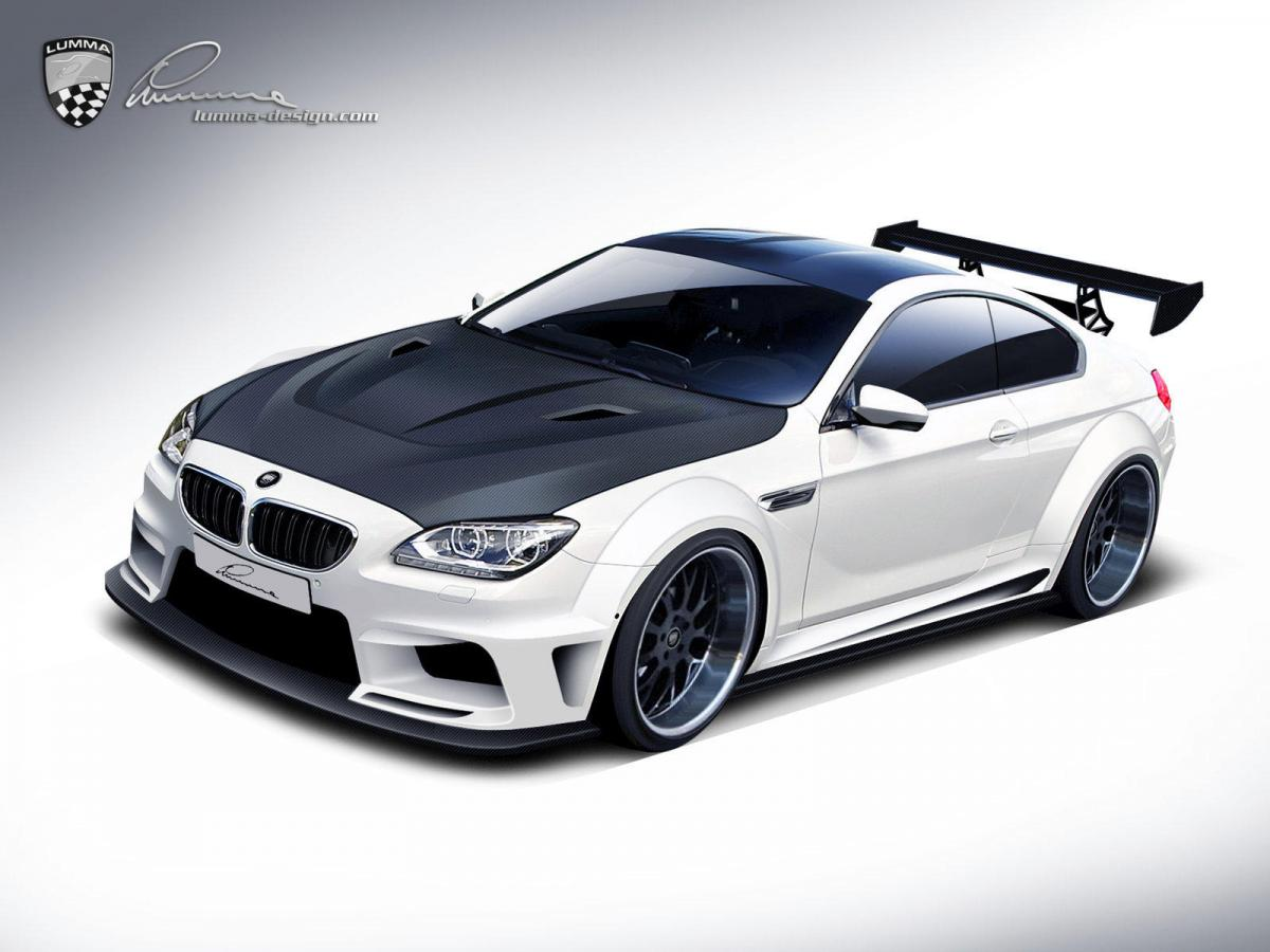 LUMMA Design F13 BMW M6 - HOT or NOT