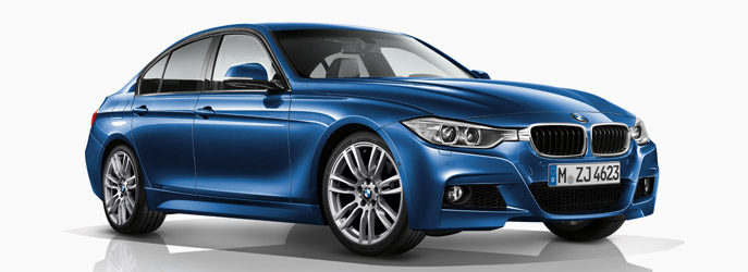 2012 F30 3 Series Sedan M Sport Package Revealed In Photos