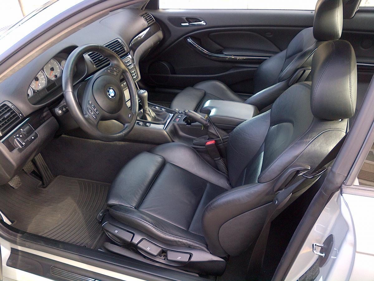 E46 Coupe Fs Complete E46 M3 Zcp Black Nappa Leather Interior In Mint Condition Accessories Bmw E46 Fanatics Forum