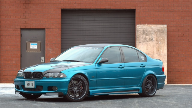 Navin323i E46 supercharged 323i