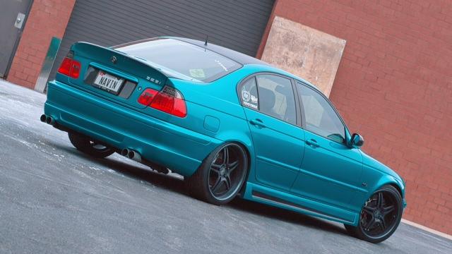 Atlantis Metallic BMW E46