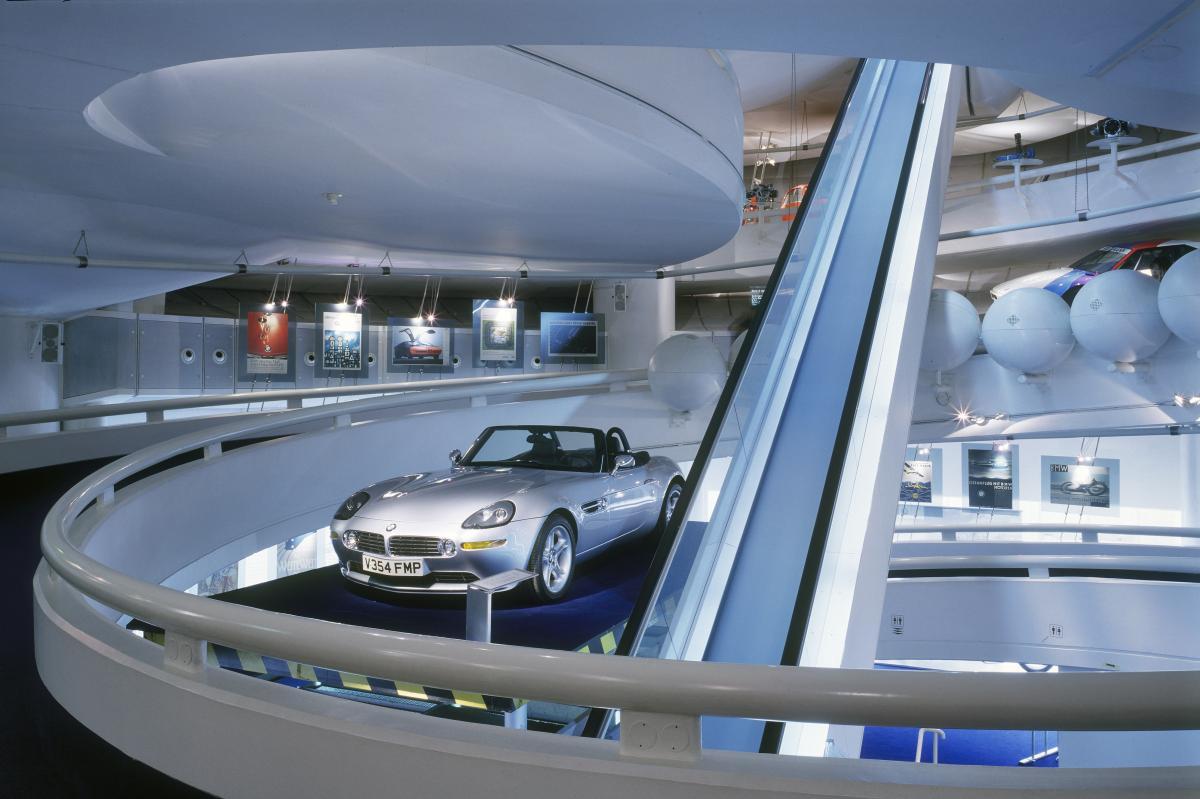 """""""Museum modern"""""""