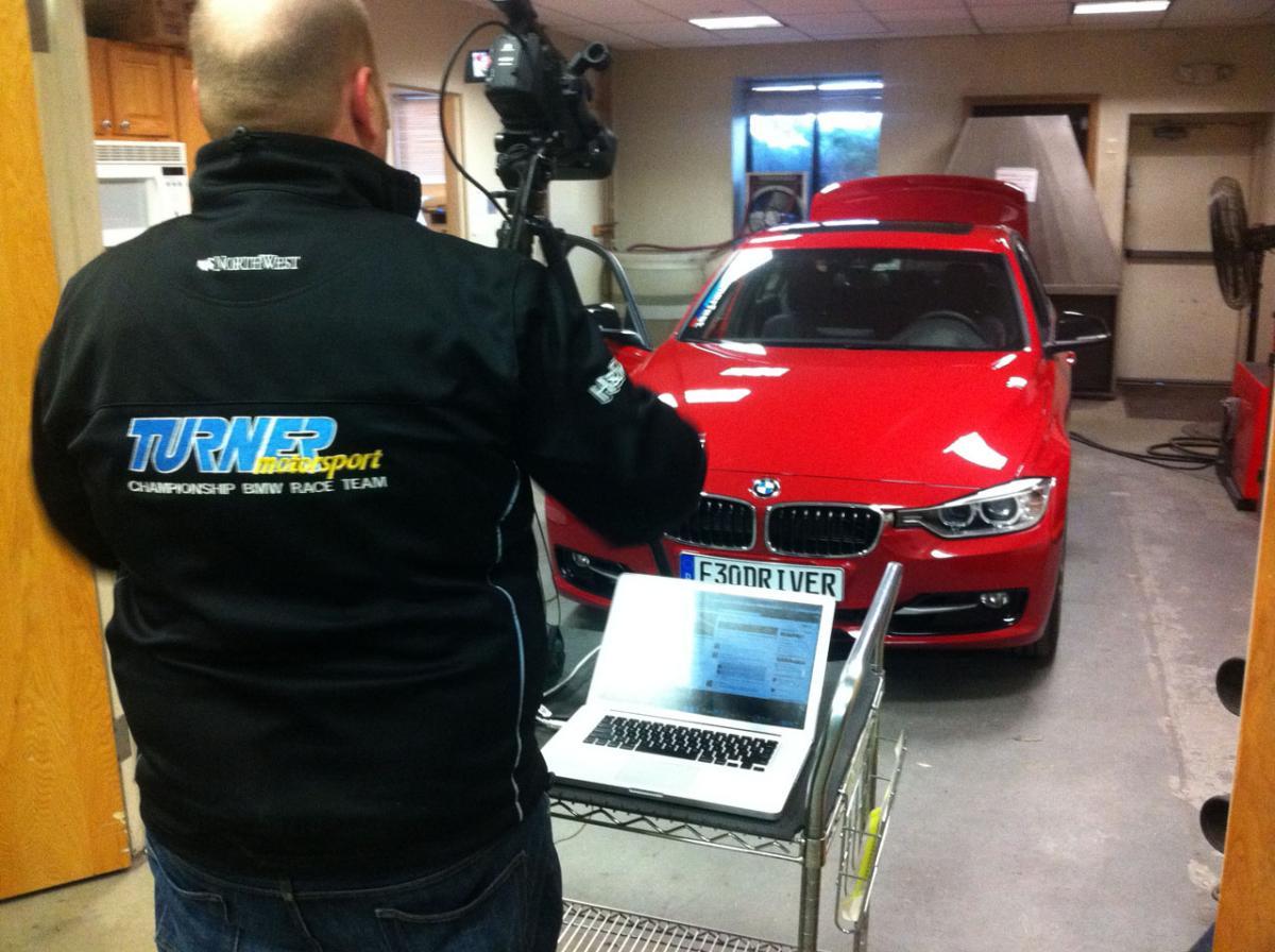 Project 328i at Turner Motorsport