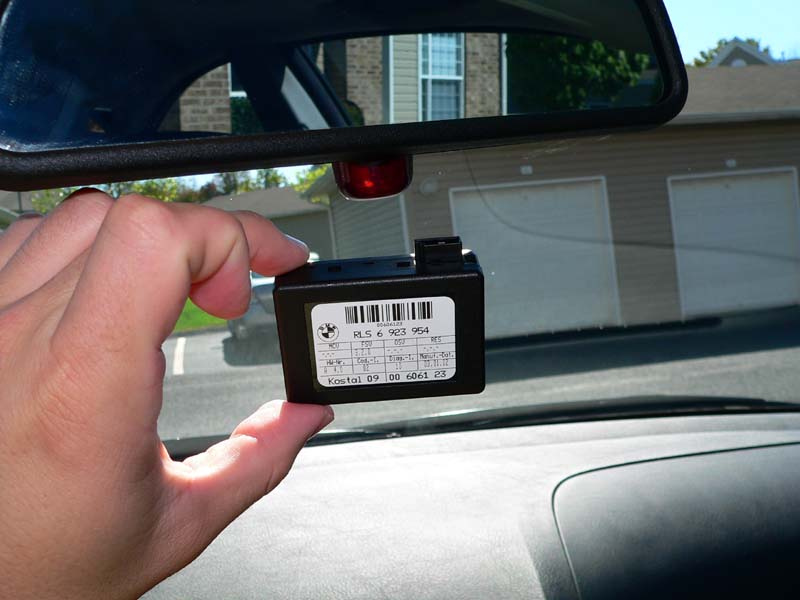 Diy rain sensor reattachment fix e46fanatics if you wish to remove both pieces together simply pullpry the sensor away from the windshield if this isnt happening easily id suggest detatching the cheapraybanclubmaster Choice Image