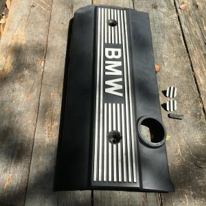 M54B30 coil & valve beauty cover