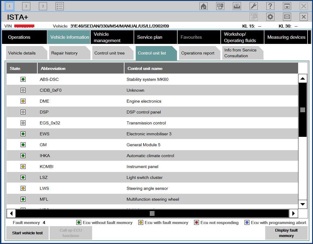One Click INPA install and upgrade to ISTA - E46Fanatics