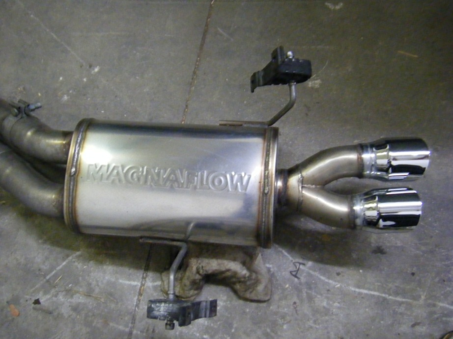 E46 Magnaflow Complete Exhaust System